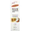 Palmer's, Natural Vitamin E Concentrated Cream, 2.1 oz (60 g)