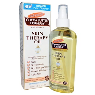 Palmer's, Cocoa Butter Formula, Skin Therapy Oil, 5.1 fl oz (150 ml)