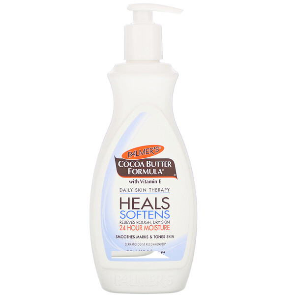 Cocoa Butter Formula, With Vitamin E, 13.5 fl oz (400 ml)