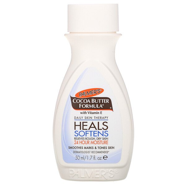 Cocoa Butter Formula, With Vitamin E, 1.7 oz (50 ml)