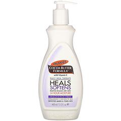 Palmer's, 含維生素 E 的可可油配方,日常皮膚護理,無香,13.5 液量盎司(400 毫升)