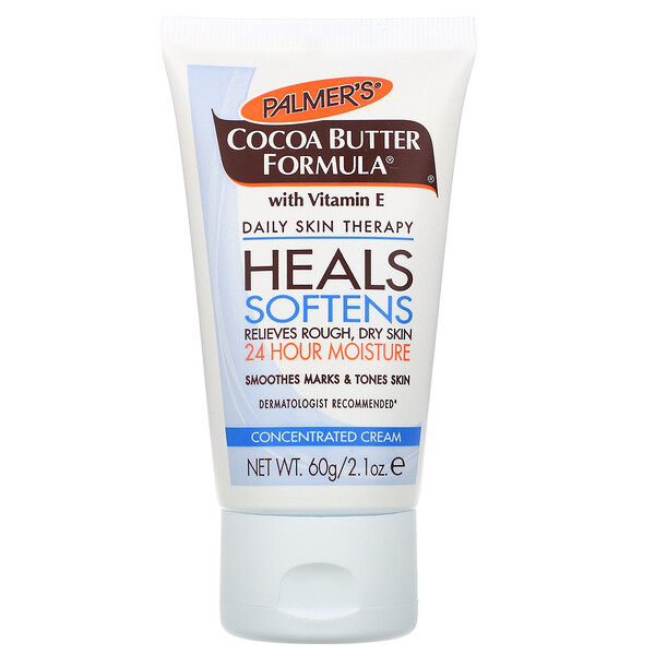 Cocoa Butter Formula, Concentrated Cream, 2.1 oz (60 g)