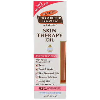 Palmer's, Cocoa Butter Formula, Skin Therapy Oil, Rosehip Fragrance, 5.1 fl oz (150 ml)
