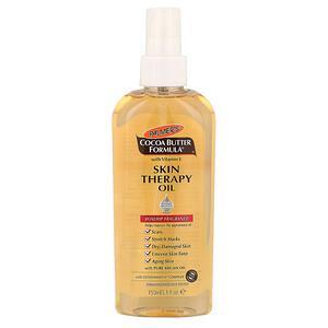 Палмерс, Cocoa Butter Formula, Skin Therapy Oil, Rosehip Fragrance, 5.1 fl oz (150 ml) отзывы покупателей