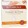 Palmer's, Botanicals, Tummy Butter for Stretch Marks, 4.4 oz (125 g) (Discontinued Item)