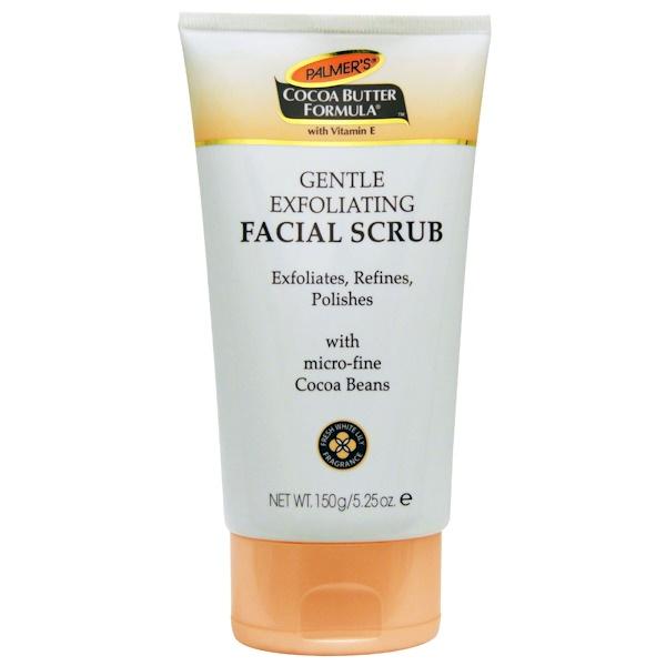 Palmer's, Cocoa Butter Formula, Gentle Exfoliating Facial Scrub, 5.25 oz (150 g) (Discontinued Item)