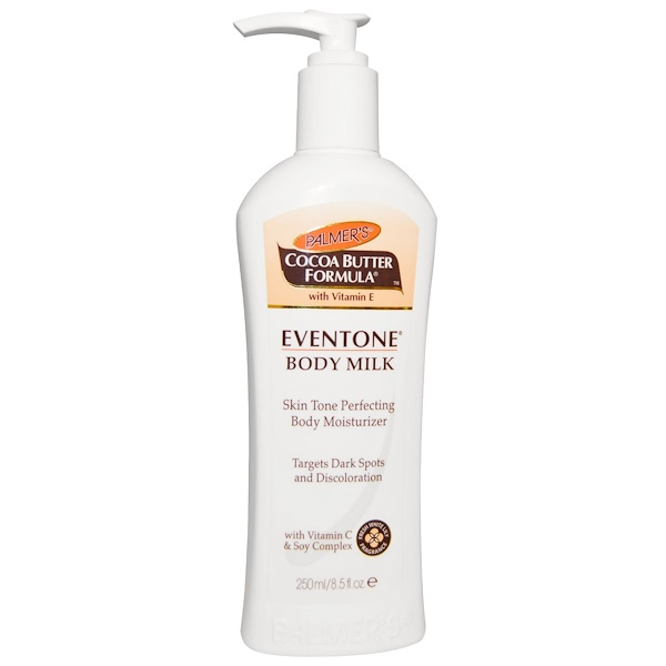 Palmer's, Cocoa Butter Formula, Eventone Body Milk, 8.5 fl oz (250 ml) (Discontinued Item)