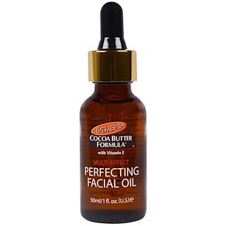 Palmer's, Fórmula Manteiga de Coco, Óleo Facial Perfeição, 30 ml