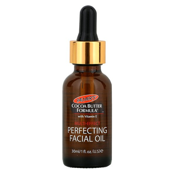 Palmer's, Cocoa Butter Formula with Vitamin E, Perfecting Facial Oil, 1 fl oz (30 ml) (Discontinued Item)