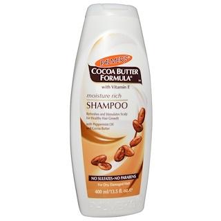 Palmer's, Формула какао-масла, увлажняющий шампунь, 400 мл (13,5 жидких унций)