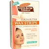 Palmer's, Cocoa Butter Formula, Wax Strips, For Face, Eyebrows and Bikini, 20 Wax Strips (10 Double Sided) (Discontinued Item)