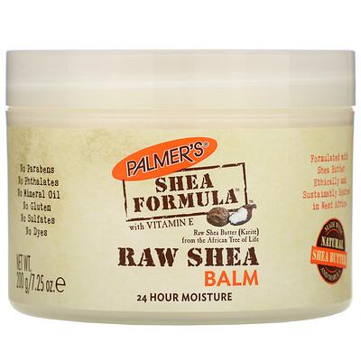 Купить Shea Formula с витамином Е, увлажняющий бальзам с сырым маслом ши, 200 г (7, 25 унции)