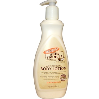 Palmer's, Shea Formula, Moisturizing Body Lotion, 13.5 fl oz (400 ml)