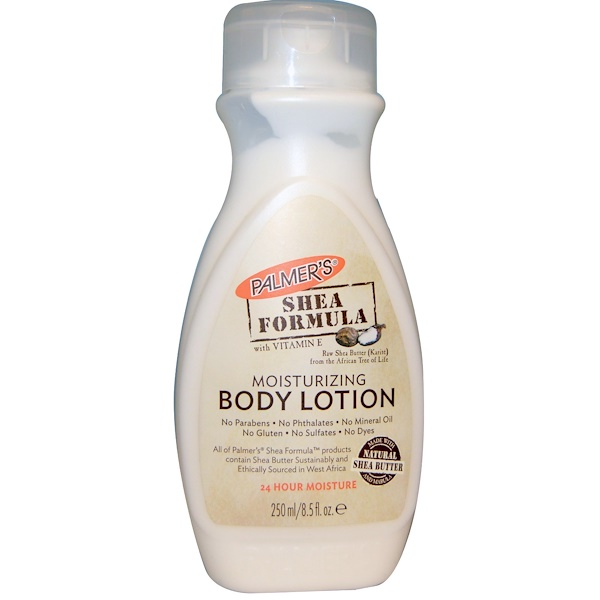 Palmer's, Shea Formula, Moisturizing Body Lotion, 8、5 fl oz (250 ml)