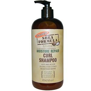 Palmer's, Shea Formula, RAW Shea Shampoo, Moisture Repair, 16 fl oz (473 ml)