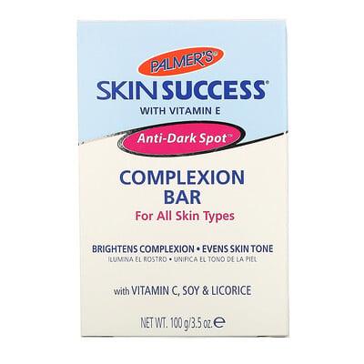 Palmer's Skin Success with Vitamin E, Complexion Bar, 3.5 oz (100 g)