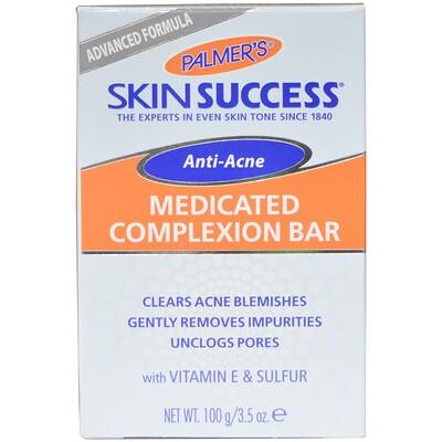 Palmer's Skin Success(肌膚成功),抗痤瘡,藥物面膜棒,3.5盎司(100克)