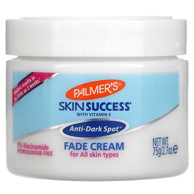 Palmer's Skin Success With Vitamin E, Anti-Dark Spot Face Cream, 2.7 oz (75 g)