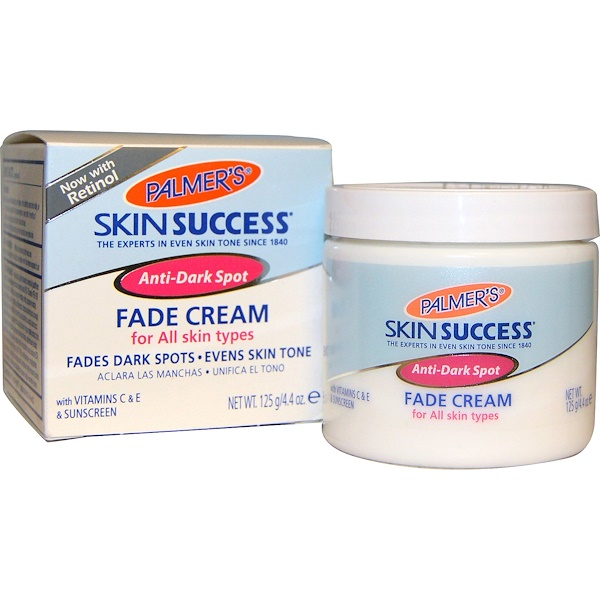Palmer's, Skin Success, Anti-Dark Spot Fade Cream, For All Skin Types, 4.4 oz (125 g) (Discontinued Item)