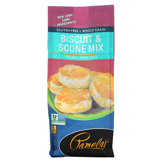 Pamela's Products, Biscuit & Scone Mix, 13 oz (368.5 g)