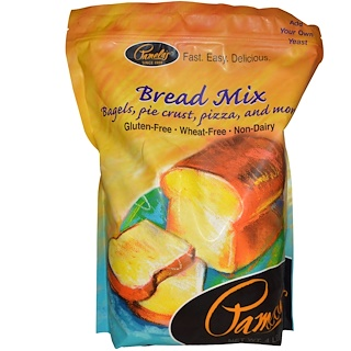 Pamela's Products, Bread Mix, 4 lb (1.81 kg)