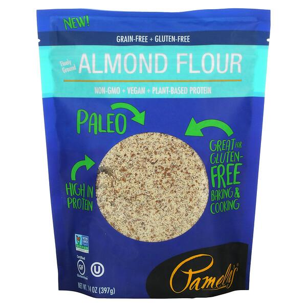 Almond Flour, 14 oz (397 g)