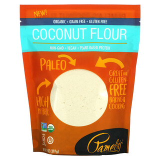 Pamela's Products, Coconut Flour, 14 oz (397 g)