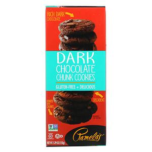 Pamela's Products, Cookies, Dark Chocolate Chunk, 5.29 oz (150 g)'