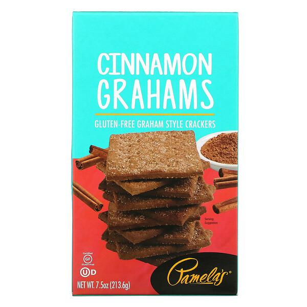 Cinnamon Grahams, 7.5 oz (213.6 g)