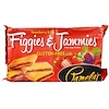 Pamela's Products, Gluten-Free Figgies & Jammies, Extra Large Cookies, Strawberry & Fig, 9 oz (255 g)