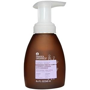 Пангеа Продуктс, Hand Soap, Pyrenees Lavender with Cardamom, 8.4 fl oz (248 ml) отзывы