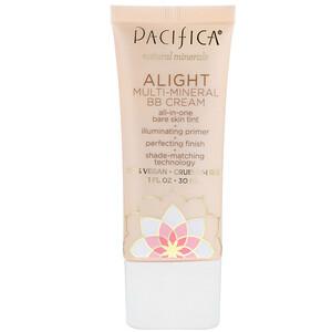 Пасифика, Alight, Multi-Mineral BB Cream, 1 fl oz (30 ml) отзывы покупателей