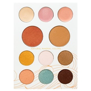 Pacifica, Solar Complete Mineral Palette, 0.8 oz (22 g)