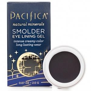 Пасифика, Smolder Eye Lining Gel, Midnight, 0.07 oz (2.0 g) отзывы