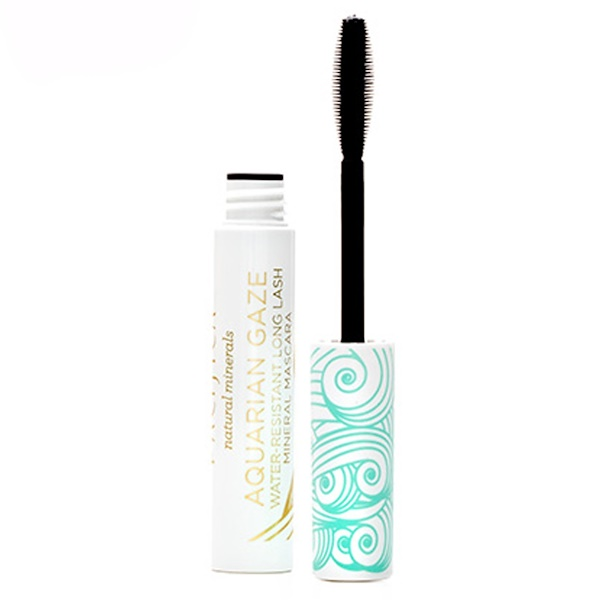 Pacifica, Aquarian Gaze, Water-Resistant Mascara, Abyss, 0.25 oz (7.1 g)