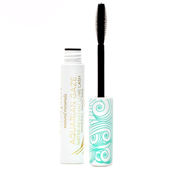 Pacifica, Aquarian Gaze, Water-Resistant Mascara, Deep, 0.25 oz (7.1 g)