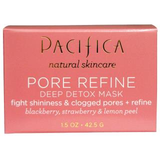 Pacifica, Pore Refine Deep Detox Mask, 1.5 oz (42.5 g)