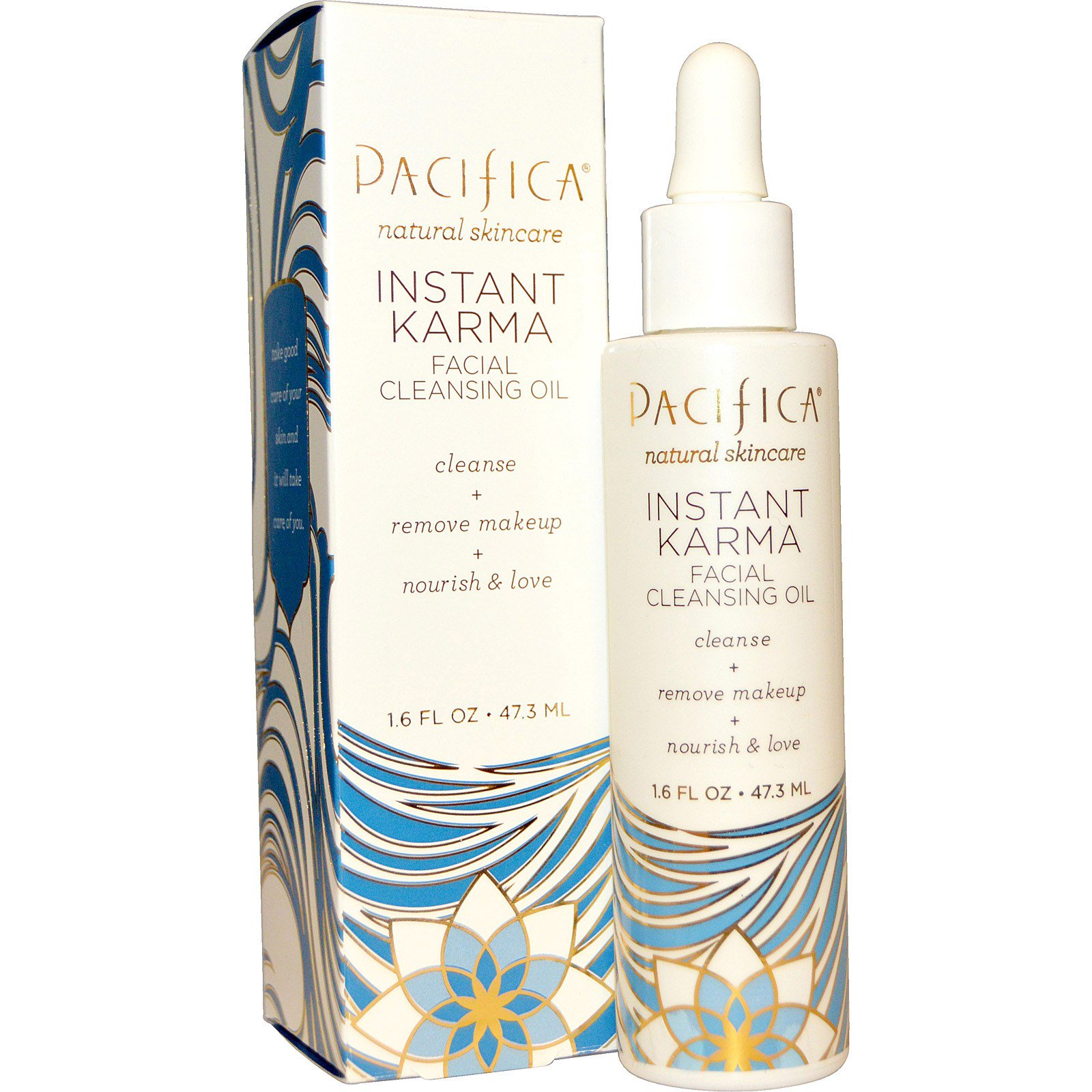 Pacifica, Instant Karma, Facial Cleansing Oil, 1.6 fl oz (47.3 ml ...
