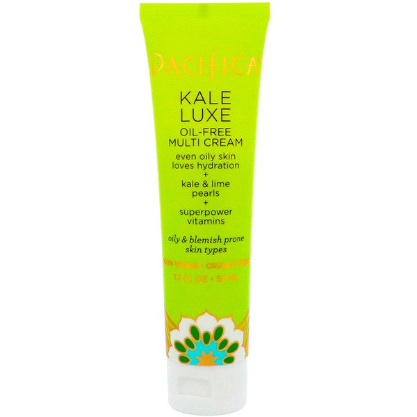 Pacifica, Kale Luxe, Oil-Free Multi Cream, 1.7 fl oz (50 ml) (Discontinued Item)
