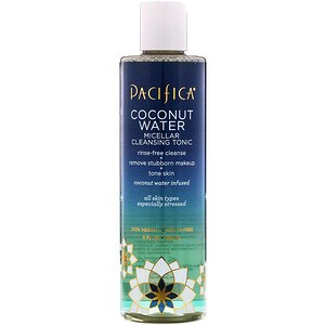 Пасифика, Coconut Water, Micellar Cleansing Tonic, 8 fl oz (236 ml) отзывы