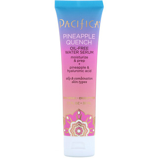 Pacifica, Pineapple Quench, Oil-Free Water Serum, 1.7 fl oz (50 ml)