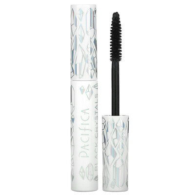 Pacifica Super Charged Extending Mascara, Black Crystals, 0.21 oz (6 g)