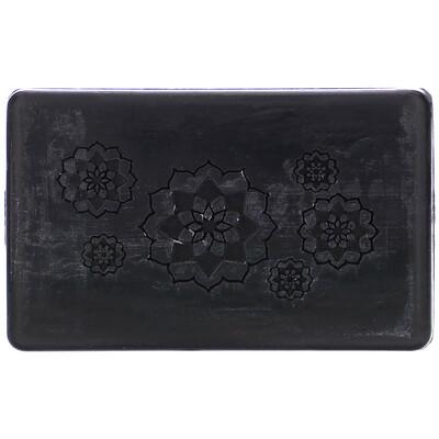 Купить Pacifica Капуста и древесный уголь, пенящееся кусковое мыло для очищения кожи лица от токсинов, 90г (3, 25унции)