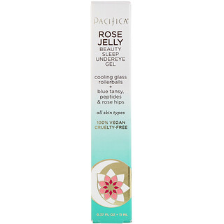 Pacifica, Beauty Sleep Undereye Gel, 0.37 fl oz (11 ml)