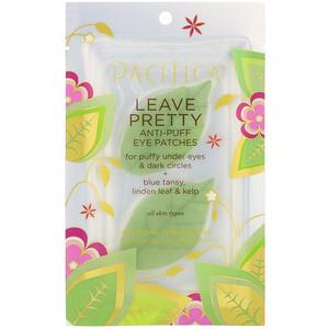 Пасифика, Leave Pretty, Anti-Puff Eye Patches, 1 Pair, 0.23 fl oz (7 ml) отзывы