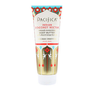 Pacifica, Body Butter, Indian Coconut Nectar, 8 fl oz (236 ml)