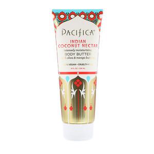 Пасифика, Body Butter, Indian Coconut Nectar, 8 fl oz (236 ml) отзывы покупателей