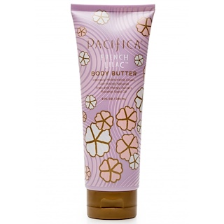 Pacifica, Natural Bodycare, Body Butter, French Lilac, With Shea and Mango Butters, 8 fl oz (236 ml)