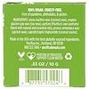 Pacifica, Solid Perfume, Tahitian Gardenia, .33 oz (10 g) (Discontinued Item)
