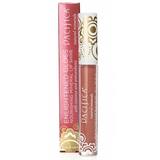 Pacifica, Enlightened Gloss, Nourishing Mineral Lip Shine, Nudist, 0.10 oz (2.8 g)